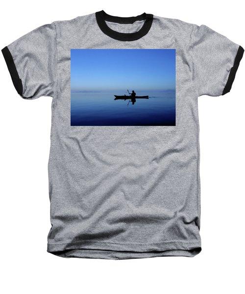 Serenity Surrounds Baseball T-Shirt