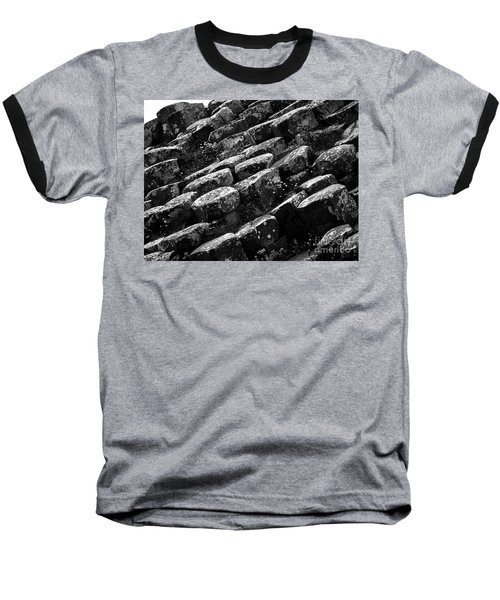 Another View Of The Giants Causeway Baseball T-Shirt