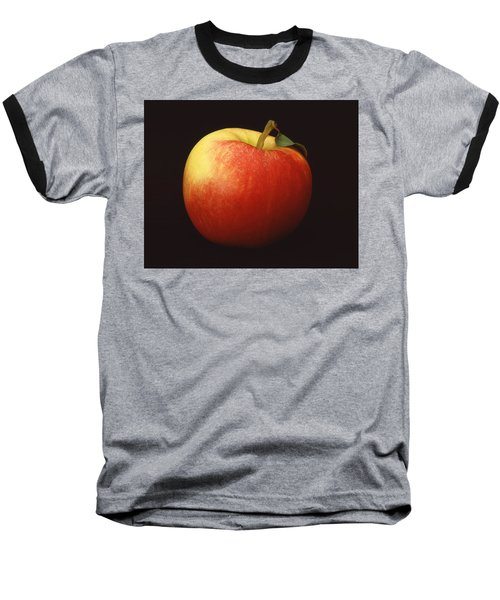Apple Baseball T-Shirt by Mark Greenberg