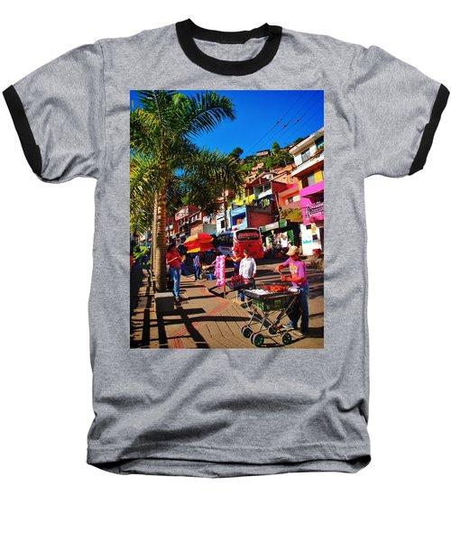 Candy Man Baseball T-Shirt