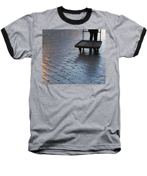 Baseball T-Shirt featuring the photograph Colors Of Light by Andy Prendy