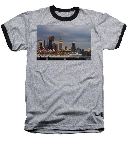 Cruisin By The City Baseball T-Shirt