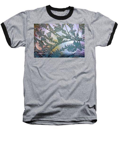 Glass Designs Baseball T-Shirt