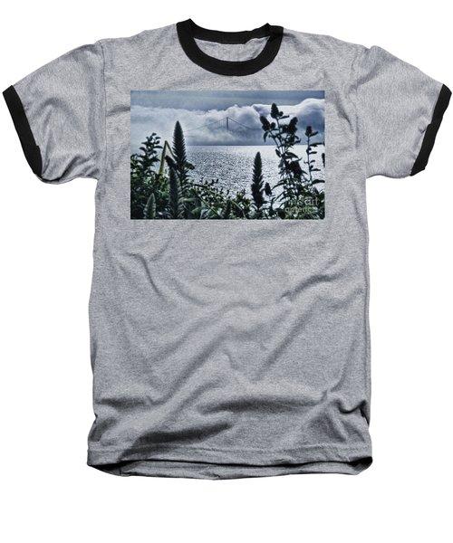 Golden Gate Bridge - 1 Baseball T-Shirt