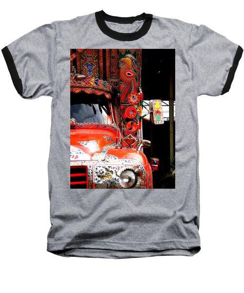 Jingly Truck Baseball T-Shirt