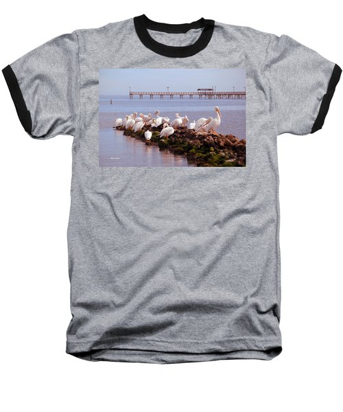 La Hora Del Amigo Baseball T-Shirt