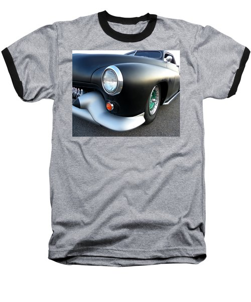 Lean Mean Racing Machine Baseball T-Shirt