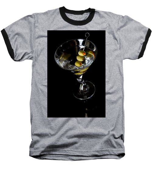 Martini Baseball T-Shirt