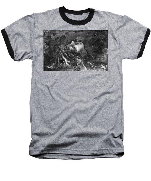 Mythology: Medusa Baseball T-Shirt