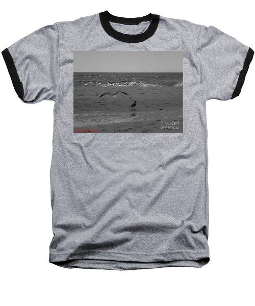 Navarre Beach Baseball T-Shirt