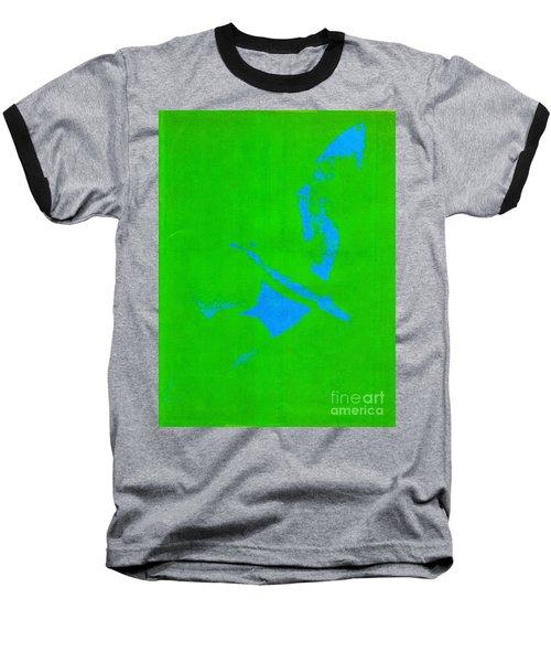 No Limits In Green Baseball T-Shirt