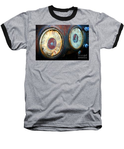 Old Speed Baseball T-Shirt