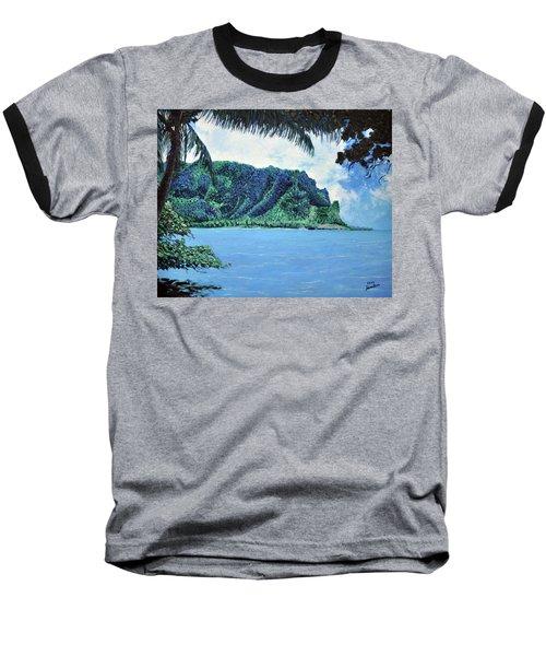 Pacific Island Baseball T-Shirt