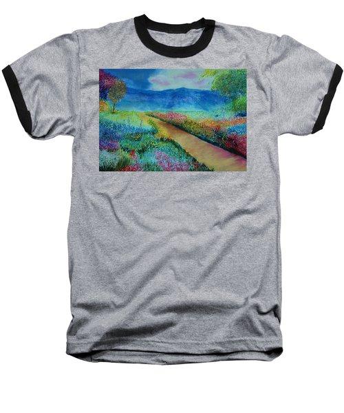 Patricia's Pathway Baseball T-Shirt
