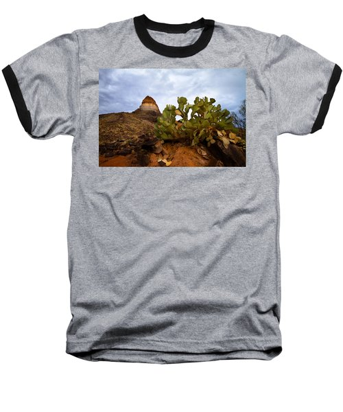 Prickly Pear Baseball T-Shirt