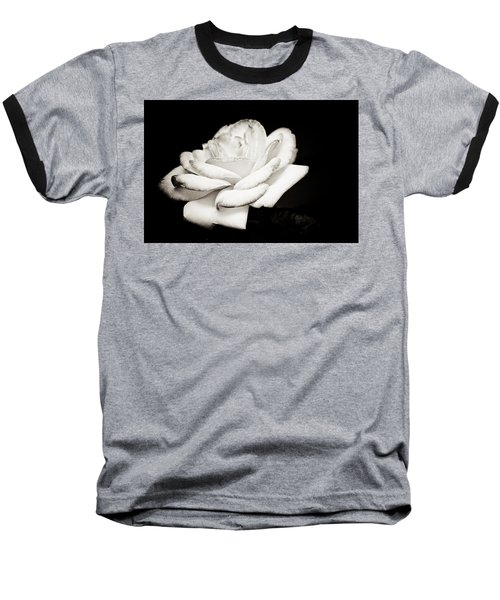Baseball T-Shirt featuring the photograph Pure Beauty by Sara Frank