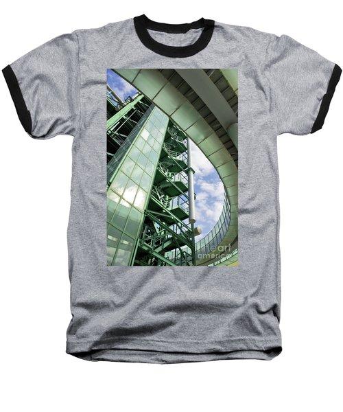 Refinery Detail Baseball T-Shirt