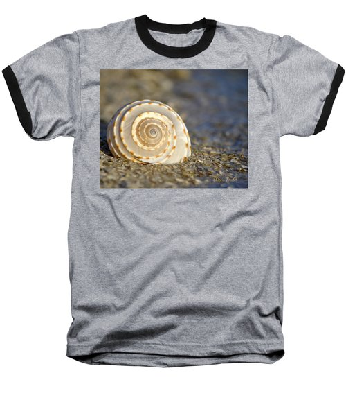 Resonance Of The Sea Baseball T-Shirt
