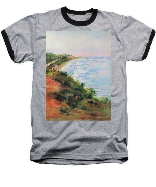Sea Of Dreams Baseball T-Shirt