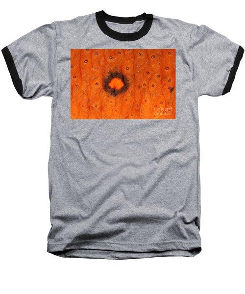 Skin Of Eastern Newt Baseball T-Shirt