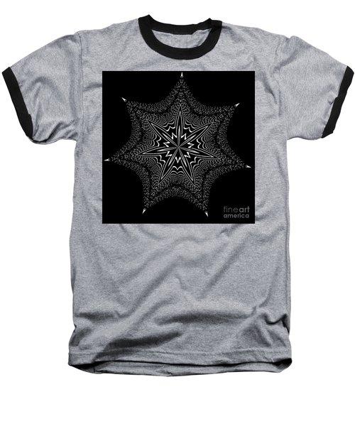 Star Fish Kaleidoscope Baseball T-Shirt