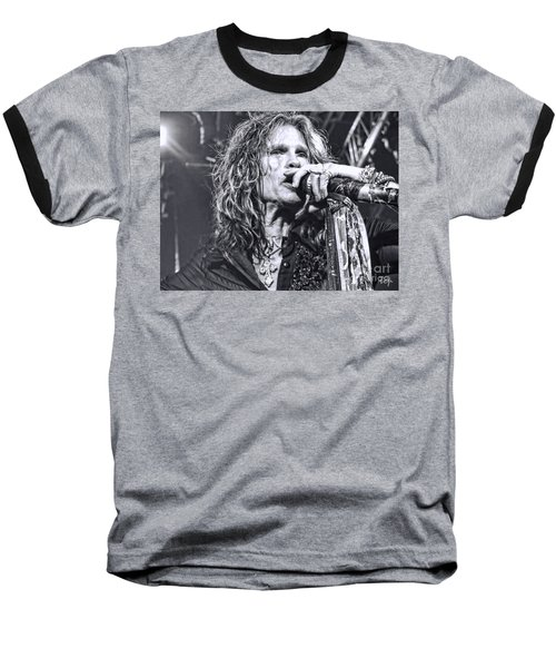 Steven Sings Baseball T-Shirt by Traci Cottingham