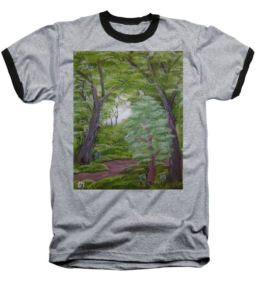 Summer Morning Baseball T-Shirt