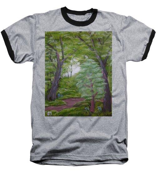 Summer Morning Baseball T-Shirt