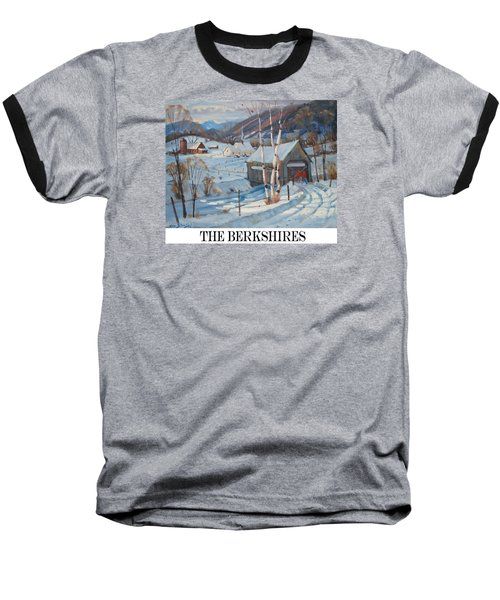 the Berkshires Baseball T-Shirt