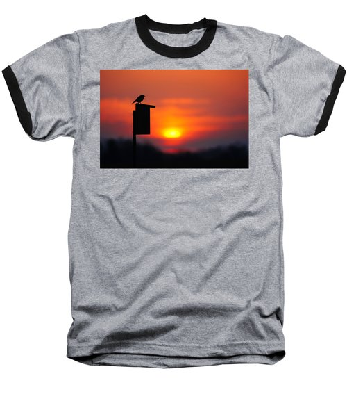 The Early Bird Baseball T-Shirt