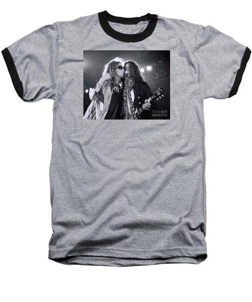 Toxic Twins  Baseball T-Shirt by Traci Cottingham
