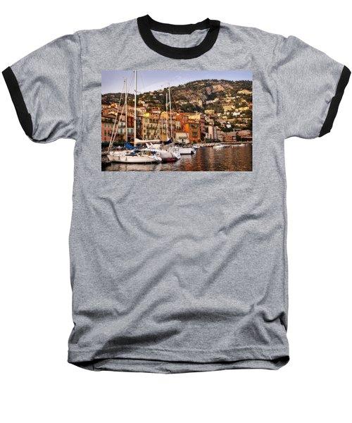 Villefranche-sur-mer  Baseball T-Shirt