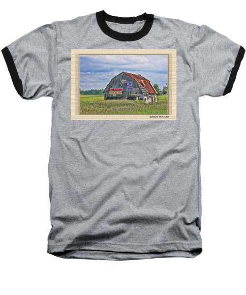 Baseball T-Shirt featuring the photograph Vote For Me II by Debbie Portwood
