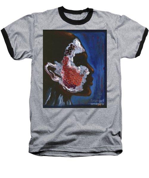 Warrior Baseball T-Shirt by Alga Washington