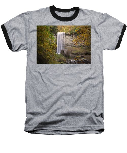 Waterfall Baseball T-Shirt