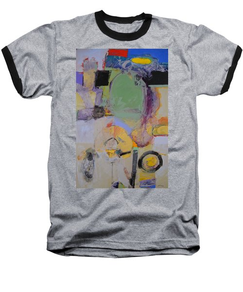 10th Street Bass Hole Baseball T-Shirt