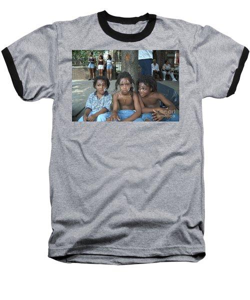 West Indian Day Parade Brooklyn Ny Baseball T-Shirt