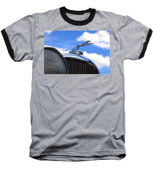 Baseball T-Shirt featuring the photograph 1932 Lincoln Kb Brunn Phaeton by Gordon Dean II