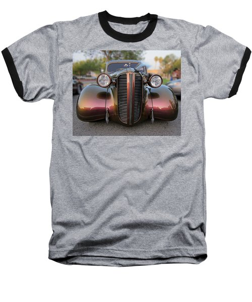 1938 Ford Baseball T-Shirt by Dorothy Cunningham