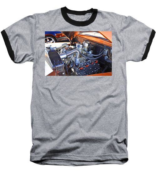 Baseball T-Shirt featuring the photograph 1941 Flathead Ford by Paul Mashburn