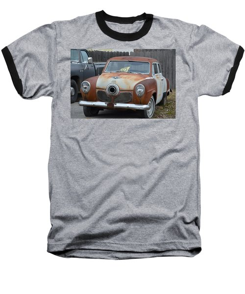 1951 Studebaker Baseball T-Shirt by Randy J Heath