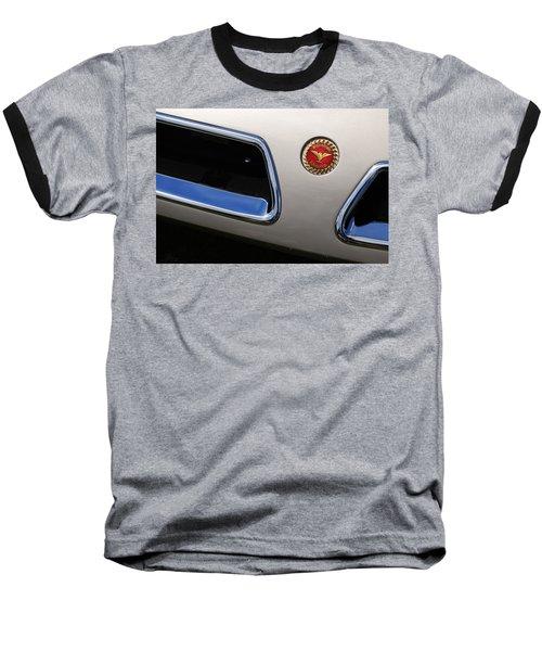 Baseball T-Shirt featuring the photograph 1966 Bizzarini 5300 Spyder by Gordon Dean II