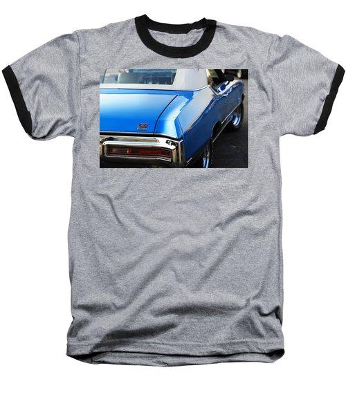 Baseball T-Shirt featuring the photograph 1971 Buick Gs by Gordon Dean II