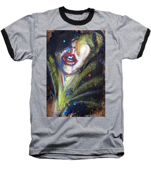 Isis Baseball T-Shirt by Sheridan Furrer