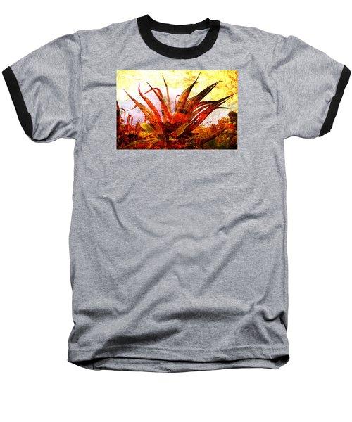 Maguey Baseball T-Shirt by J- J- Espinoza