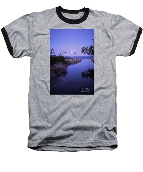 Moonrise Baseball T-Shirt