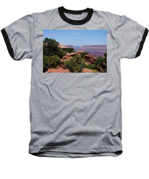 By The Canyon Baseball T-Shirt