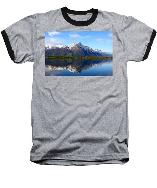 Pioneer Peak Baseball T-Shirt