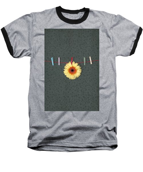 Gerbera Baseball T-Shirt