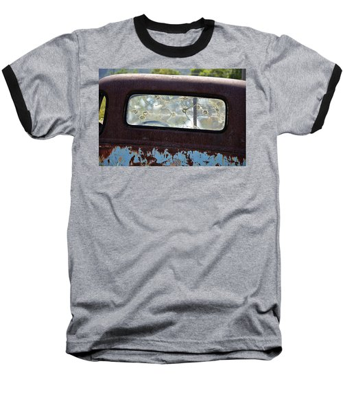 Baseball T-Shirt featuring the photograph '48 Chevy by Paul Mashburn